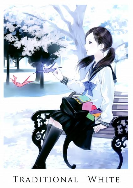 Traditional White - Kishida Mel