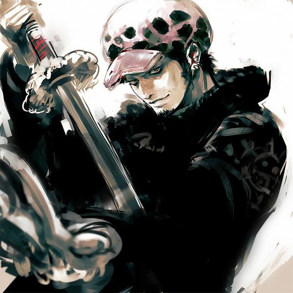 Tags: Anime, Tsuyomaru, ONE PIECE, Trafalgar Law, Fanart, Fanart From Pixiv, Pixiv, One Piece: Two Years Later, Shichibukai, Heart Pirates