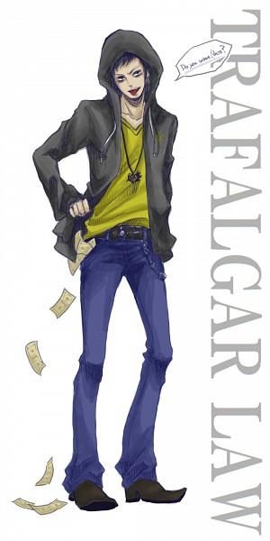 Tags: Anime, ONE PIECE, Trafalgar Law, The Eleven Supernovas