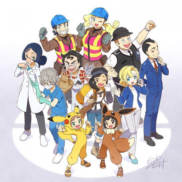 Trainer Class - Pokémon