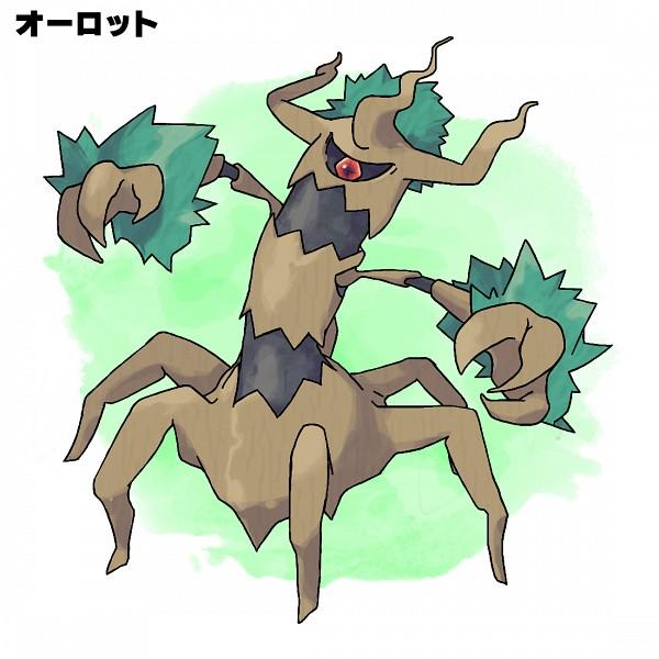 Trevenant - Pokémon