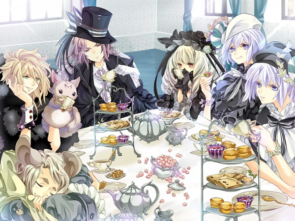 Trick or Alice - little-cheese