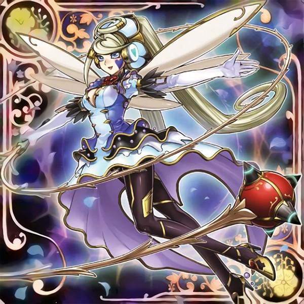 Trickstar Holly Angel - Yu-Gi-Oh! VRAINS
