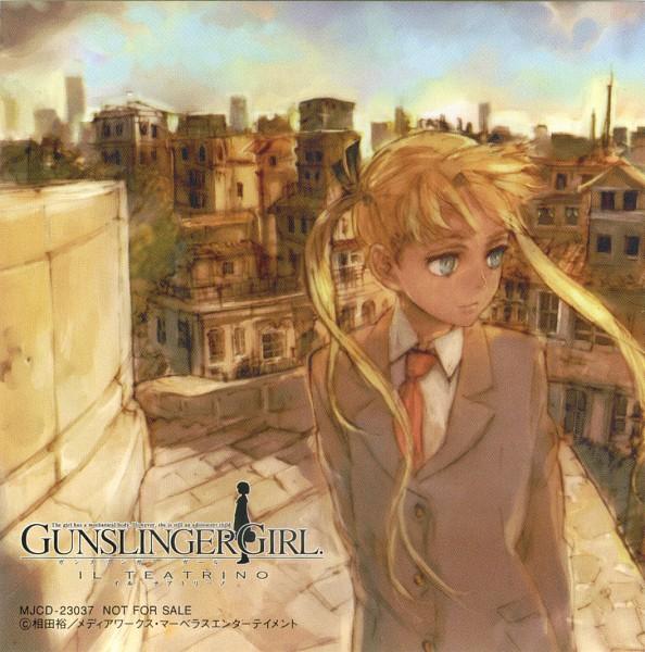 Tags: Anime, Gunslinger Girl, Triela