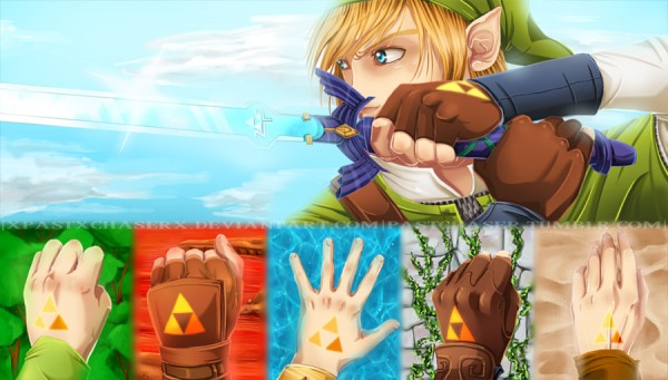 Triforce - Zelda no Densetsu