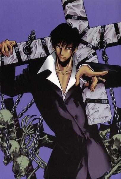 Tags: Anime, Nightow Yasuhiro, Trigun, Nicholas D. Wolfwood