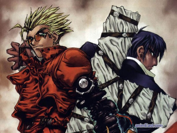 Tags: Anime, Nightow Yasuhiro, Trigun, Vash the Stampede, Nicholas D. Wolfwood
