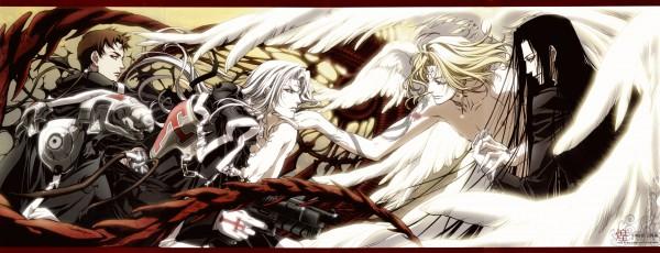 Trinity Blood - Gonzo (Studio)