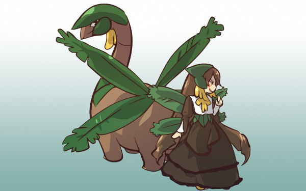 Tropius - Pokémon