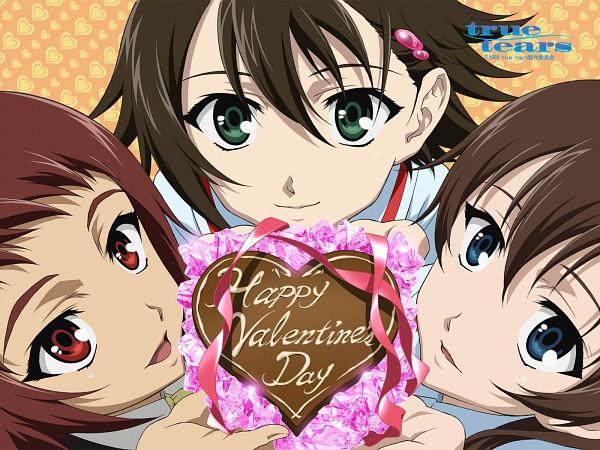 Tags: Anime, True Tears, Andō Aiko, Yuasa Hiromi, Isurugi Noe