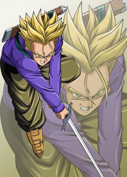 Tags: Anime, DRAGON BALL, DRAGON BALL Z, Trunks Briefs, Super Saiyan