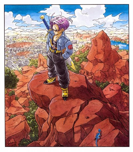 Tags: Anime, Toriyama Akira, DRAGON BALL, DRAGON BALL Z, Trunks Briefs