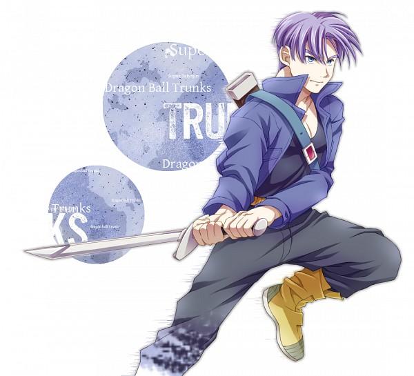 Tags: Anime, DRAGON BALL, DRAGON BALL Z, Trunks Briefs