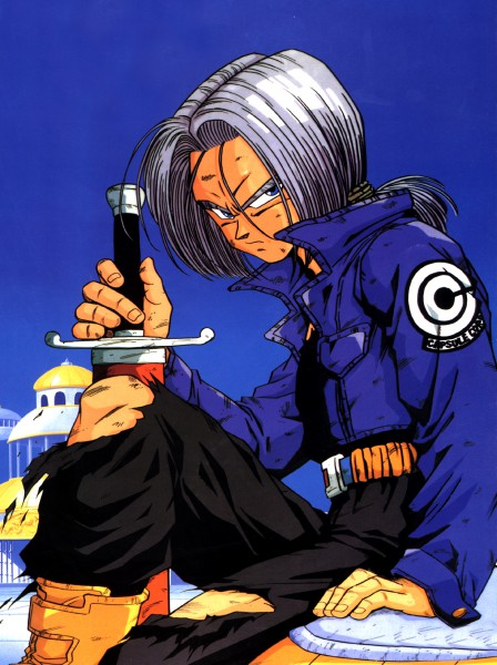 Trunks Briefs - DRAGON BALL
