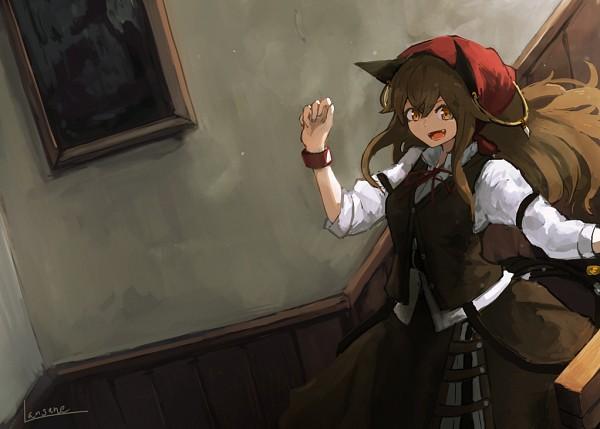 Tags: Anime, Lansane, Tsana, Original, Pixiv