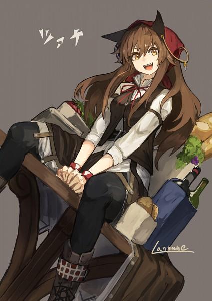 Tags: Anime, Lansane, Tsana, Pixiv, Original
