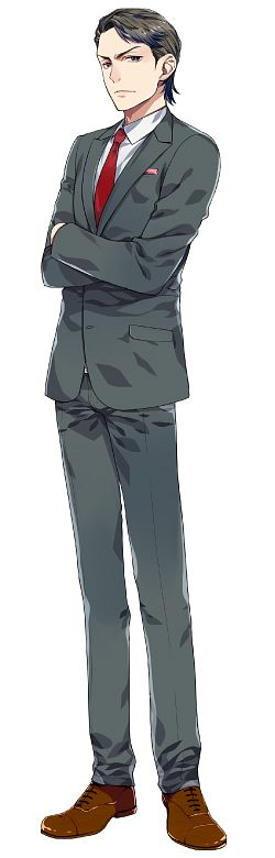 Tsubaki (Side Kicks!) - Side Kicks!