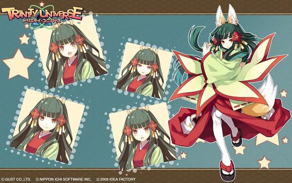 Tags: Anime, Nippon Ichi Software, IDEA FACTORY, Trinity Universe, Tsubaki (Trinity Universe), Wallpaper