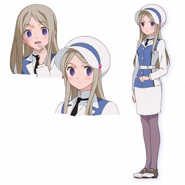 Tsubaki Kureha - Yuri Kuma Arashi