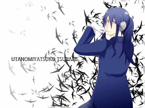 Tags: Anime, UTAU, VOCALOID, Tsubame Utanomiyatsuko, Fanart, Pixiv