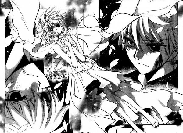"Tags: Anime, CLAMP, Tsubasa: TOKYO REVELATIONS, Tsubasa: RESERVoir CHRoNiCLE, Li ""Syaoran"", Li Syaoran (TRC), Princess Sakura, Scan, Manga Page"