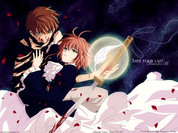 Tags: Anime, Tsubasa: RESERVoir CHRoNiCLE, Li Syaoran (TRC), Princess Sakura, Wallpaper