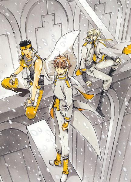 Tags: Anime, CLAMP, Tsubasa Shunraiki, Tsubasa: TOKYO REVELATIONS, Tsubasa: RESERVoir CHRoNiCLE, Tsubasa Album De Reproductions 2, Fay D. Flourite, Li
