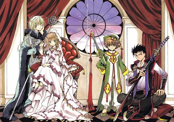 Tags: Anime, CLAMP, Tsubasa: TOKYO REVELATIONS, Tsubasa: RESERVoir CHRoNiCLE, Tsubasa Album De Reproductions 2, Princess