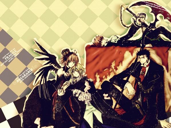 Tags: Anime, Tsubasa Shunraiki, Tsubasa: TOKYO REVELATIONS, Tsubasa: RESERVoir CHRoNiCLE, Princess Sakura, Fay D. Flourite, Li