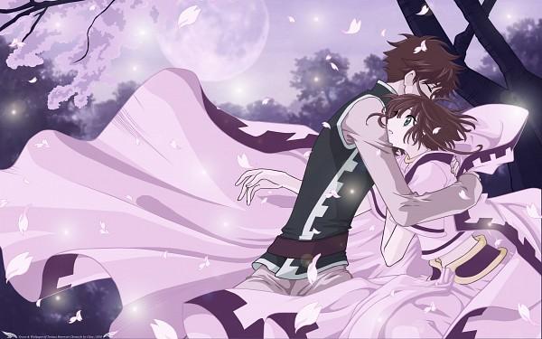 "Tags: Anime, Tsubasa: TOKYO REVELATIONS, Tsubasa: RESERVoir CHRoNiCLE, Princess ""Sakura"", Li ""Syaoran"", 2560x1600 Wallpaper, HD Wallpaper, Colorization, Wallpaper, Vector"