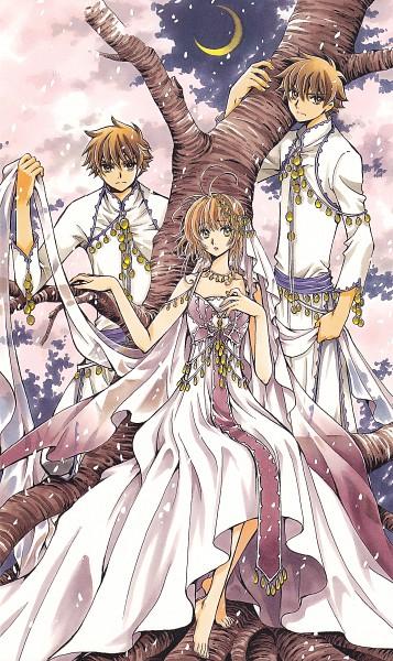 Tags: Anime, CLAMP, Tsubasa: TOKYO REVELATIONS, Tsubasa Shunraiki, Tsubasa: RESERVoir CHRoNiCLE, Tsubasa Album De Reproductions 2, Princess Sakura, Li Syaoran (TRC), Li