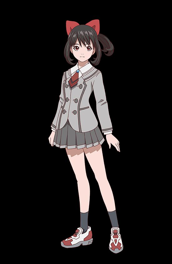 Tsuchimiya Asuka - Akanesasu Shoujo