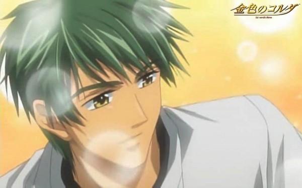 Tags: Anime, Kiniro no Corda, Tsuchiura Ryotaro, Screenshot