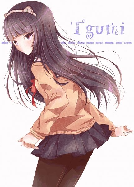 Tags: Anime, Pixiv Id 1713381, GUILTY CROWN, Tsugumi (GUILTY CROWN)