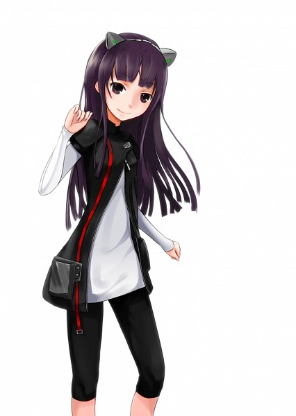 Tags: Anime, Pixiv Id 4078117, GUILTY CROWN, Tsugumi (GUILTY CROWN), Pixiv, Fanart, Fanart From Pixiv