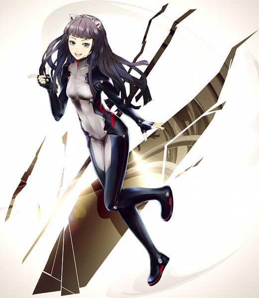 Tags: Anime, Infinote, GUILTY CROWN, Tsugumi (GUILTY CROWN), Pixiv, Fanart, Funeral Parlor