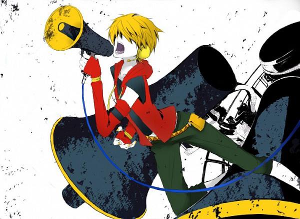 Tags: Anime, UTAU, VOCALOID, Tsuine Owata, Love is War, Fanart, Pixiv