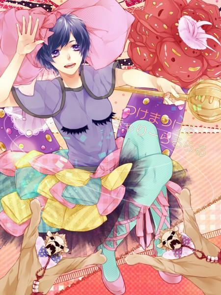 Tags: Anime, Pixiv Id 2147178, Soraru, Tsukematsukeru, Nico Nico Singer