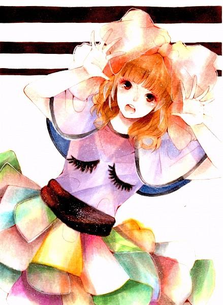 Tags: Anime, Pixiv Id 3869161, Kyary Pamyu Pamyu, J-Pop, Tsukematsukeru, Pixiv