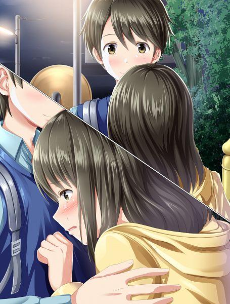 Tags: Anime, Pixiv Id 3200088, Tsuki ga Kirei, Mizuno Akane, Azumi Kotarou