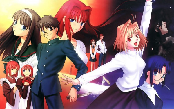Tsukihime (Lunar Legend Moon Princess) - TYPE-MOON