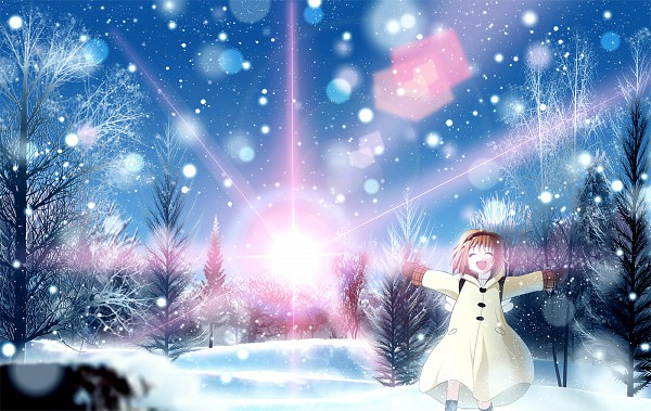 Tags: Anime, Skyt2, KEY (Studio), Kanon (KEY), Tsukimiya Ayu, Fanart From Pixiv, Fanart, Pixiv