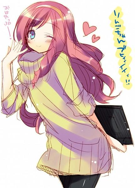 Tags: Anime, Pixiv Id 3349189, Uta no☆prince-sama♪, Tsukimiya Ringo, Pixiv, Mobile Wallpaper, Fanart