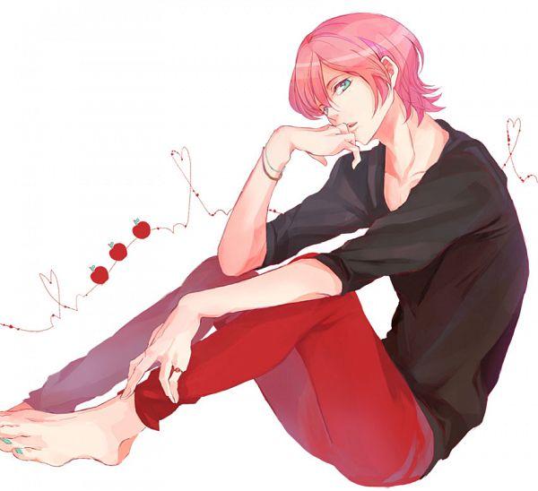 Tags: Anime, Irorico, Uta no☆prince-sama♪, Tsukimiya Ringo, Red Pants, Pixiv, Fanart