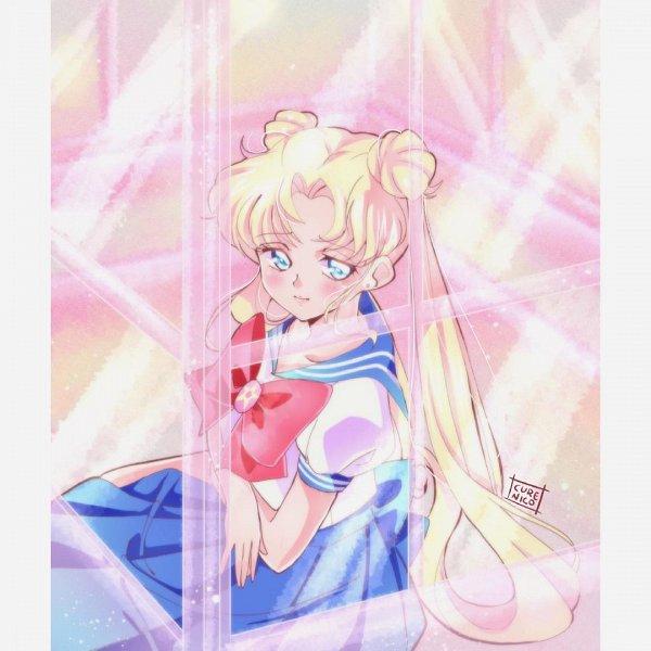 Tags: Anime, Shunciwi, Bishoujo Senshi Sailor Moon, Tsukino Usagi, Instagram
