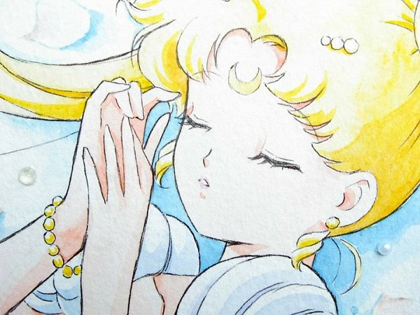 Tags: Anime, Ash (Animepv), Bishoujo Senshi Sailor Moon, Princess Serenity, Tsukino Usagi