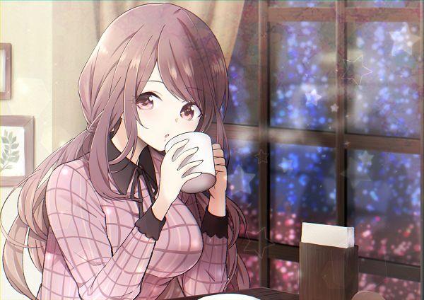 Tags: Anime, Pixiv Id 480059, The iDOLM@STER: Shiny Colors, Tsukioka Kogane, Fanart From Pixiv, Pixiv, Fanart