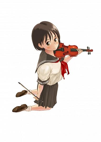Tsukishima Shizuku - Mimi wo Sumaseba (Ghibli)
