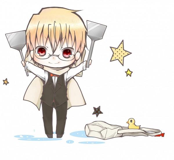 Tags: Anime, DURARARA!!, Heiwajima Shizuo, Tsukishima Shizuo