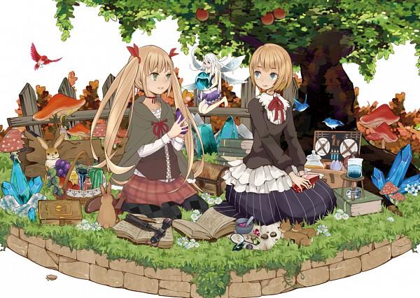 Tags: Anime, Tsukiyomi (Pixiv Id 236836), Pixiv